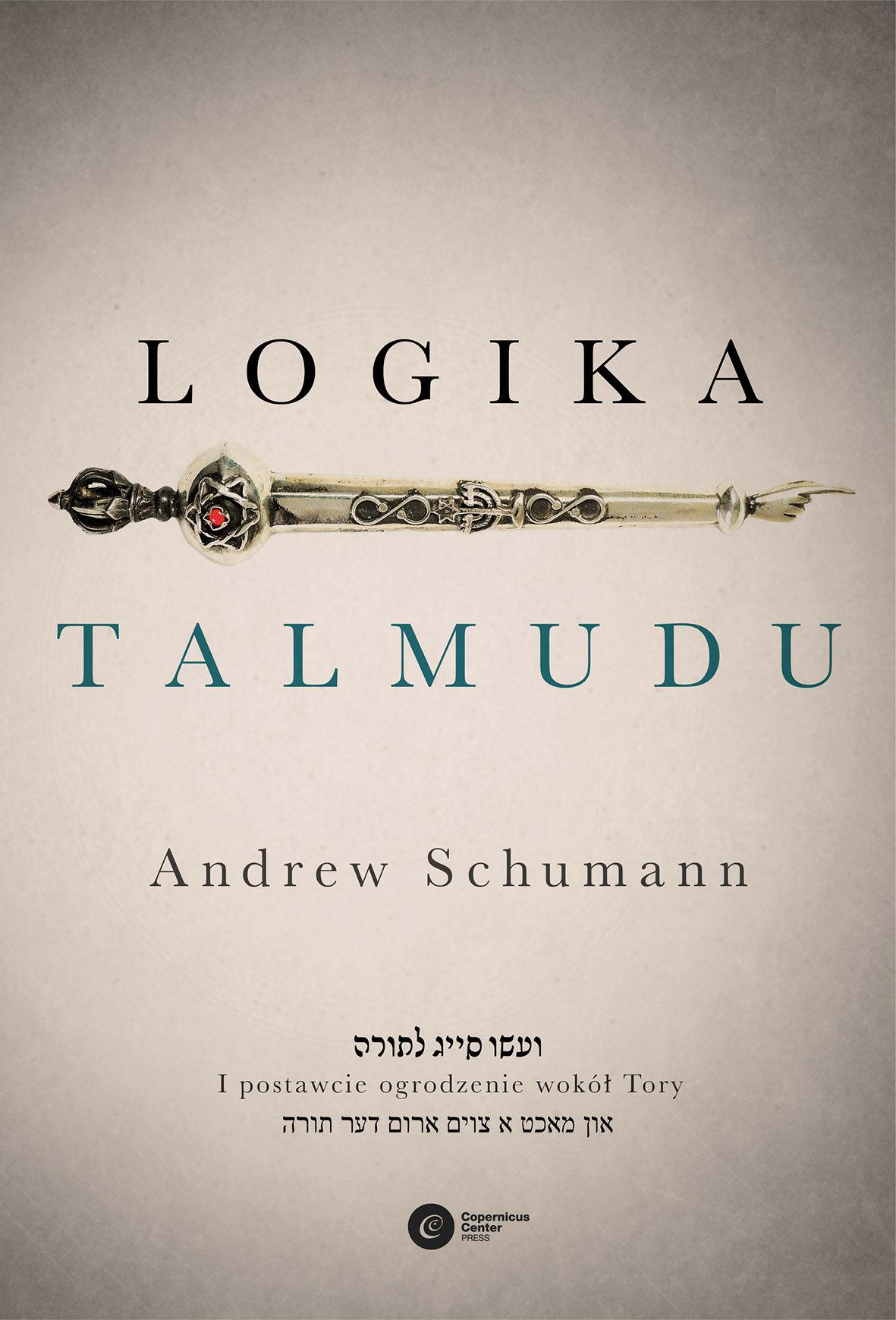 Logika Talmudu - Andrew Schumann - ebook