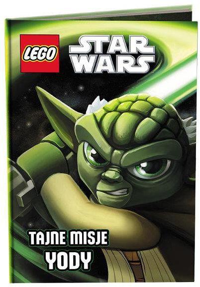 LEGO Star Wars Tajne misje Yody ZAKŁADKA DO KSIĄŻEK GRATIS DO KAŻDEGO ZAMÓWIENIA