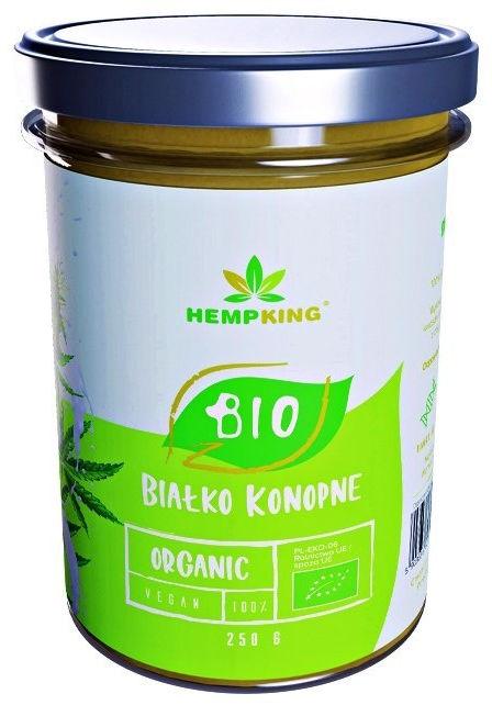 Bio białko konopne naturalne  250g