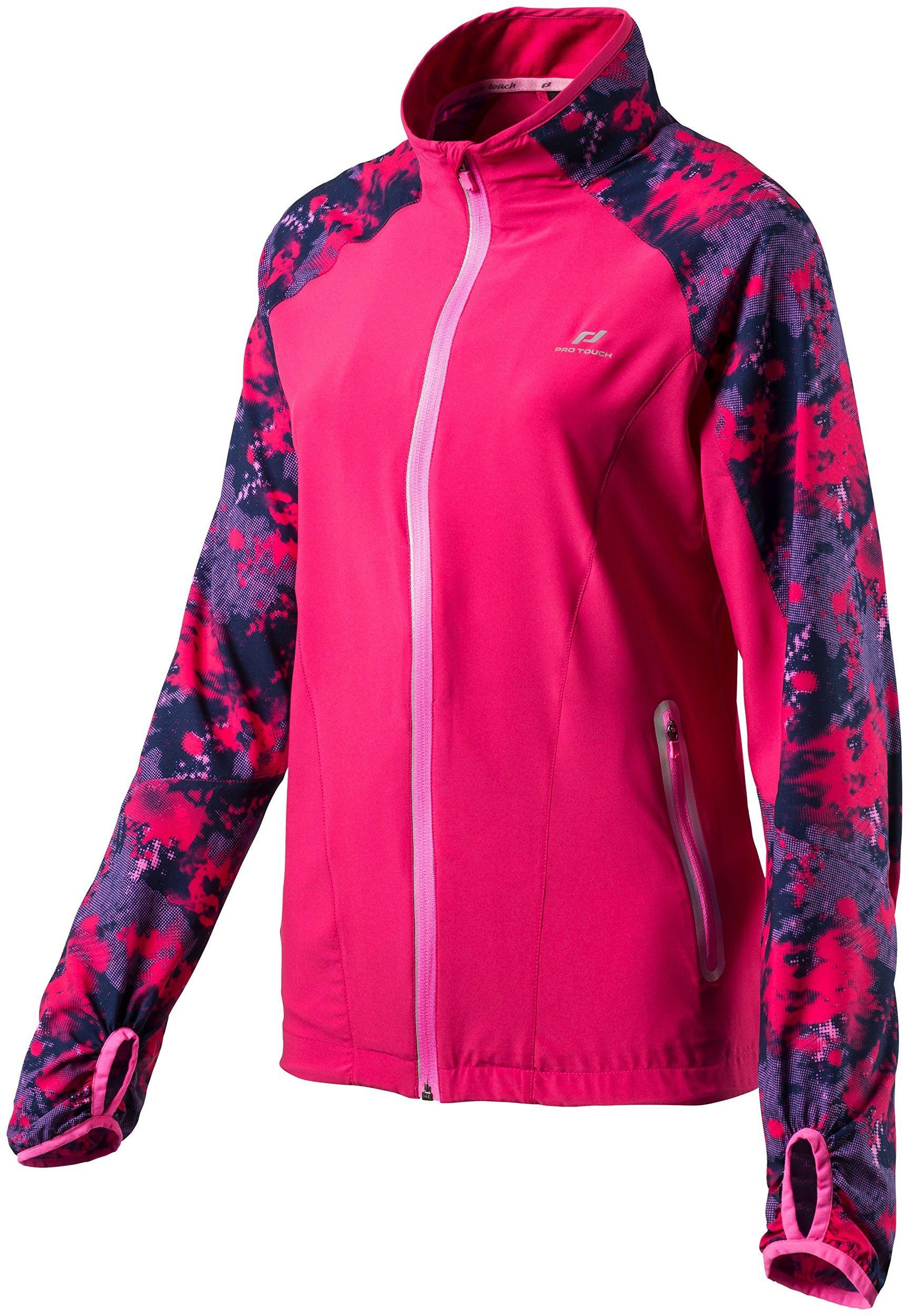 Pro Touch Jausa damska kurtka funkcyjna różowy Rosa 42