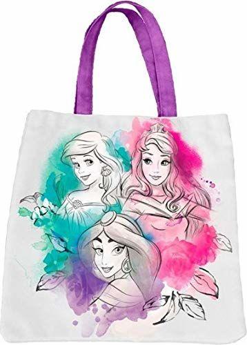 Princesas Tote Bag kolekcja Young Teenager torba na ramię czas wolny i odzież sportowa dzieci młodzież unisex wielokolorowa (wielokolorowa), rozmiar uniwersalny