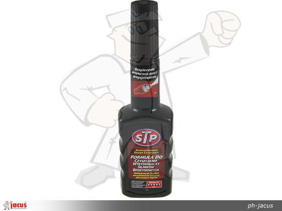 404 STP FORMUŁA do czyszczenia wtryskiwaczy benzynowych 200ml
