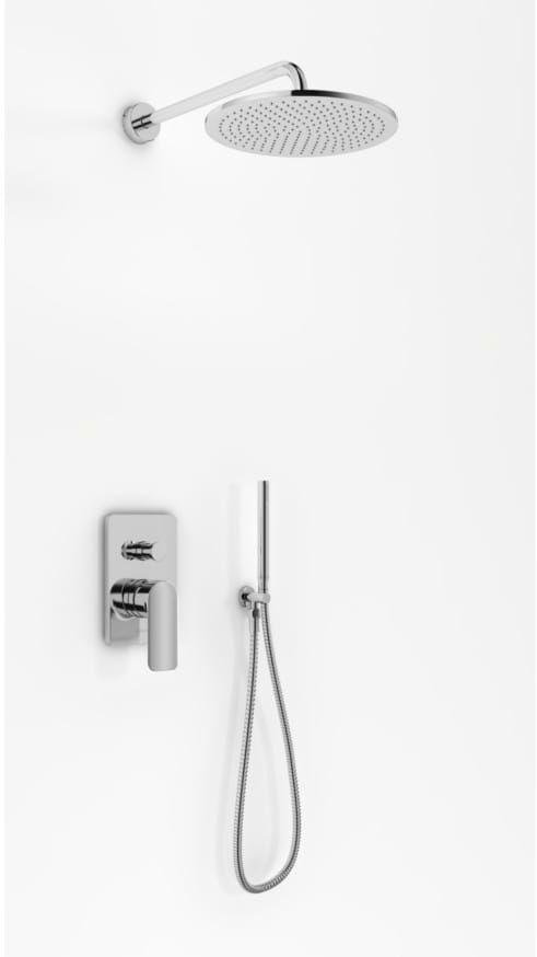 Kohlman zestaw prysznicowy QW210TR25 Texen chrom