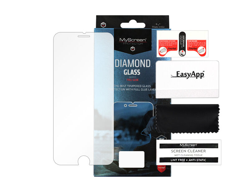 Apple iPhone 6 - szkło hartowane MyScreen Protector Diamond Glass