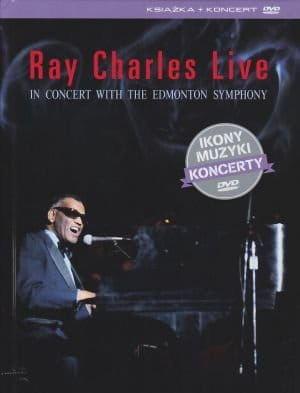 Ray Charles Live Ikony Muzyki książka + koncert