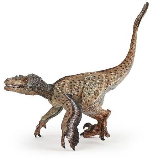 Velociraptor pierzasty - PAPO