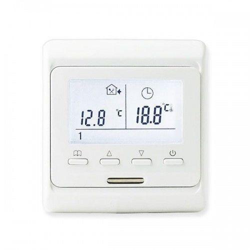 Termostat programowalny z wyświetlaczem LCD z podświetleniem TC-510