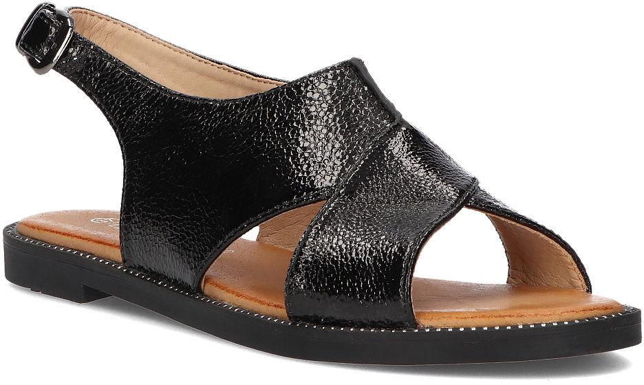 Sandały Filippo DS2104/21 BK czarne