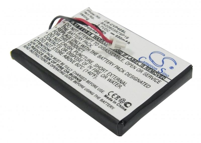 Creative V Plus / BA20603R79919 650mAh 2.41Wh Li-Polymer 3.7V (Cameron Sino)