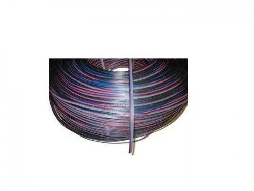 Przewód 5-żyłowy LED RGBW 5x0,50mm2 12V - 1 metr