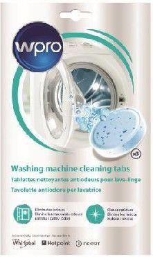 Środek czyszczący 40g 3szt do pralki