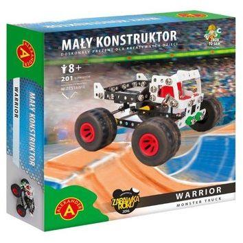 Monster Truck Warrior ZAKŁADKA DO KSIĄŻEK GRATIS DO KAŻDEGO ZAMÓWIENIA
