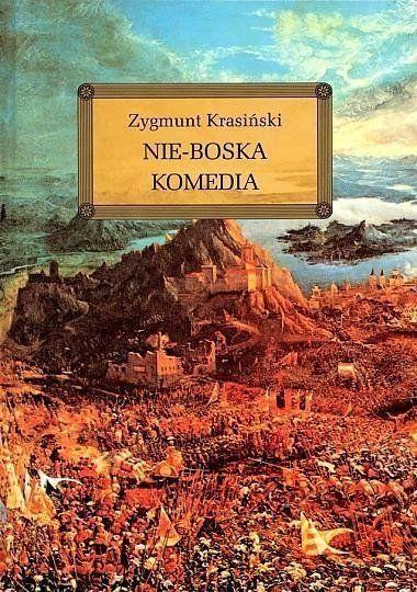 Nie-Boska Komedia z oprac. okleina GREG - Zygmunt Krasiński