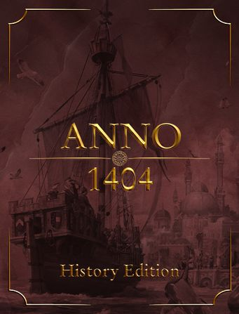 Anno 1404 History Edition (PC) Klucz Uplay