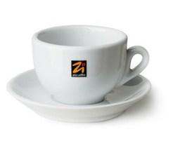 Filiżanka i spodek - Zicaffe - Latte Big Cappuccino