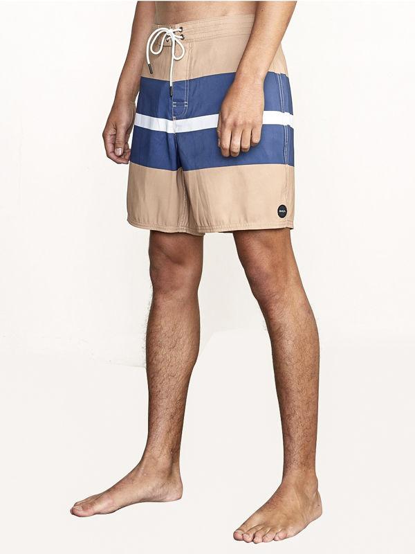 RVCA WESTPORT TRUNK HONEY męskie szorty kąpielowe - 32