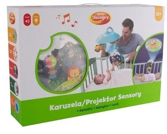 Karuzela/Projektor Sensory - Dumel