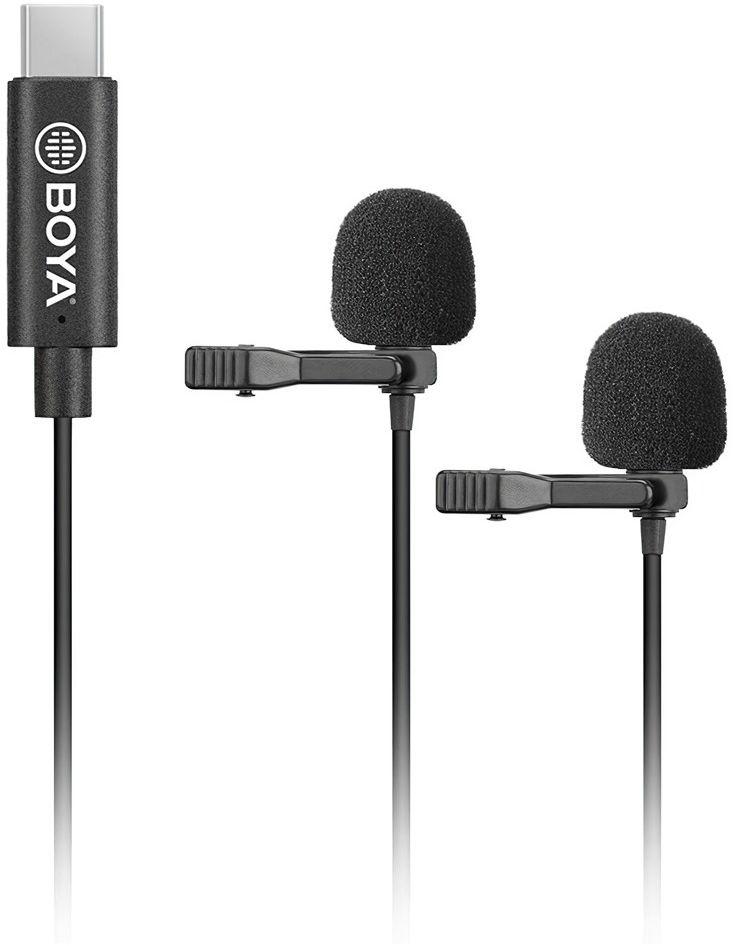 Mikrofon kardioidalny Boya BY-M3D