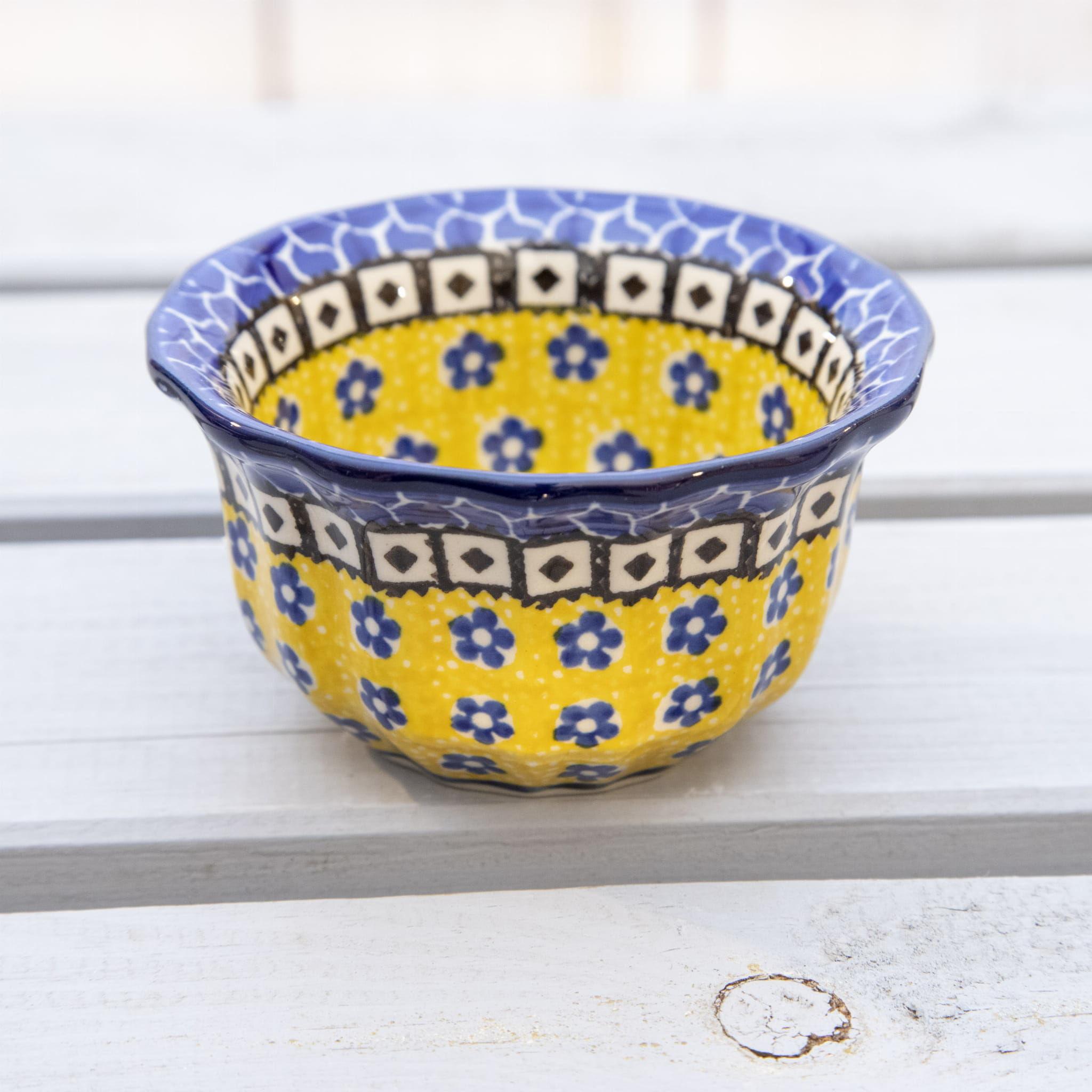 Miseczka 10cm, ceramiczna, Bolesławiec