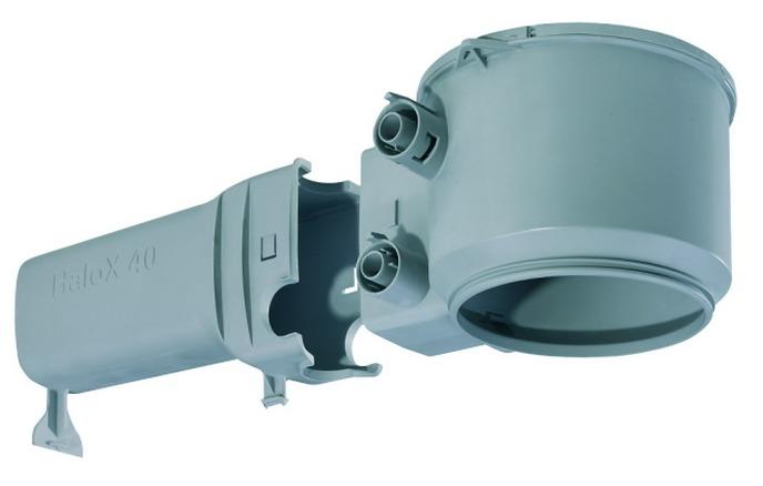 Obudowa HaloX-O z tunelem transformatora
