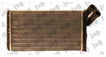 Wymiennik ciepła, ogrzewanie wnętrza ABAKUS 038-015-0010