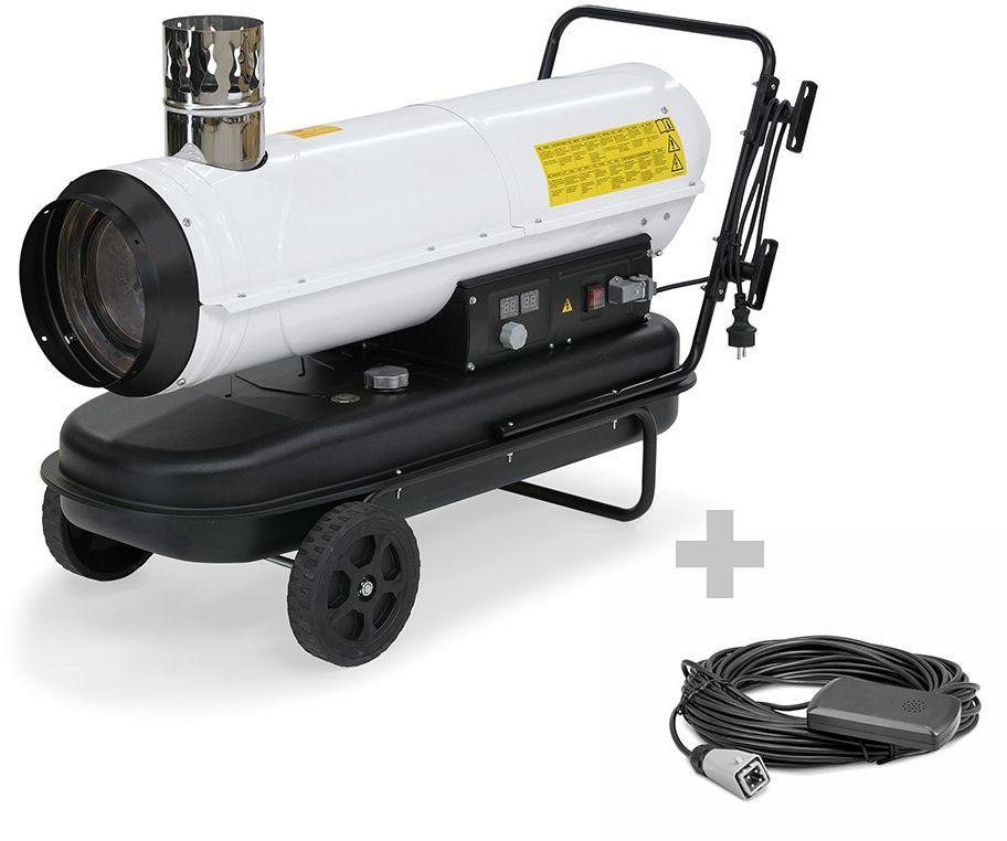 Nagrzewnica olejowa IDE 30 + zewnętrzny termostat