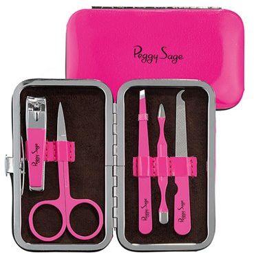 Peggy Sage Zestaw do manicure (ref. 300225) Do każdego zamówienia upominek gratis.