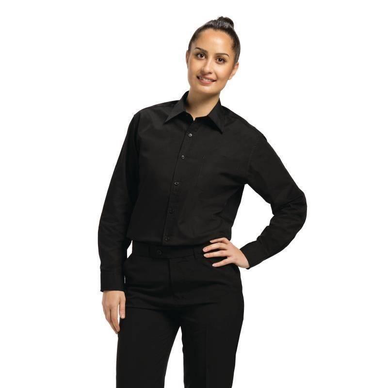 Koszula unisex czarna różne rozmiary