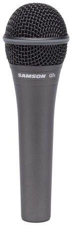 Samson Q7x - Profesjonalny Dynamiczny Mikrofon Wokalny I Expresowa wysyłka I 30 dni na zwrot !!