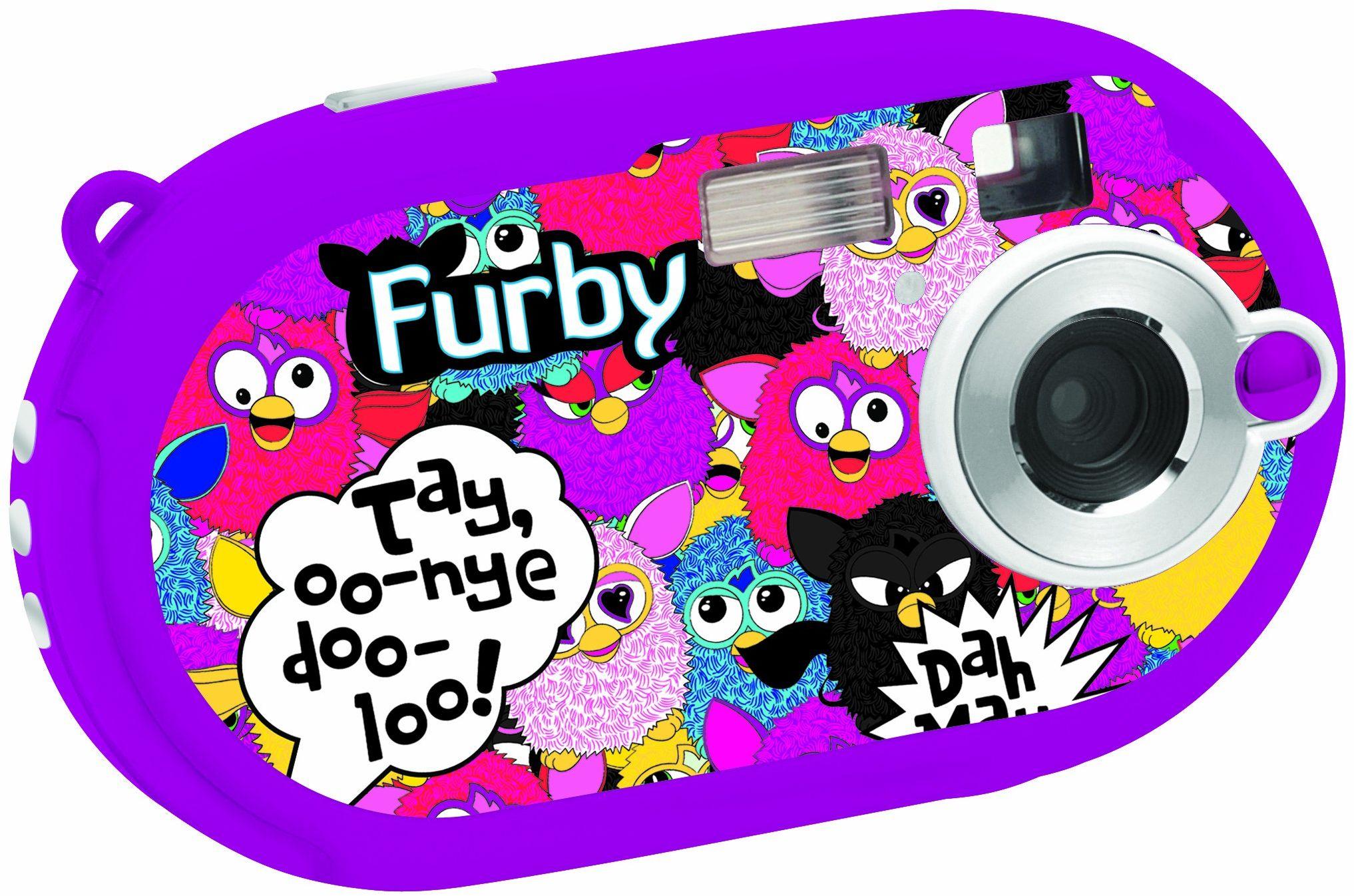 Lexibook DJ028FU - 5-megapikselowy aparat cyfrowy Furby