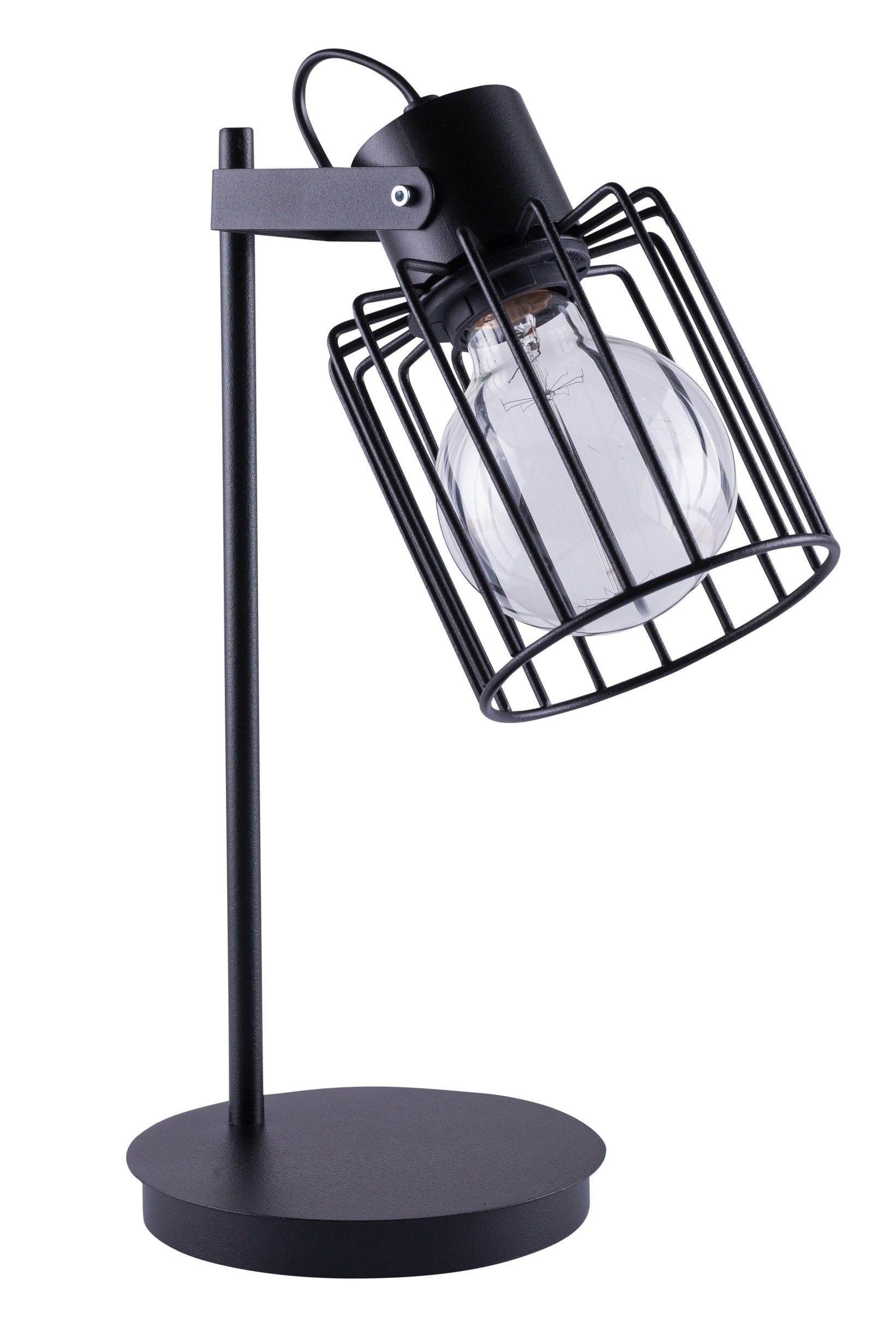 Lampka Luto kwadrat czarna 50084 - Sigma // Rabaty w koszyku i darmowa dostawa od 299zł !