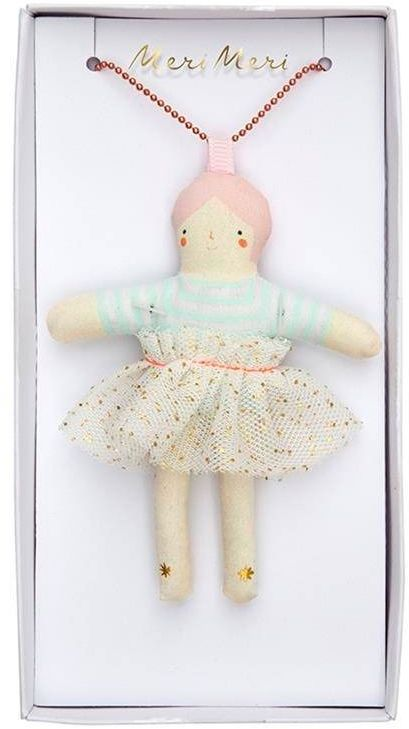 Naszyjnik lalka matilda