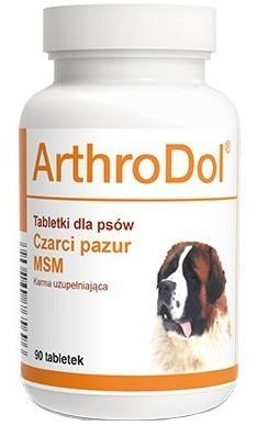 DOLFOS ArthroDol - preparat przeciwbólowy dla psów 90 tabl.