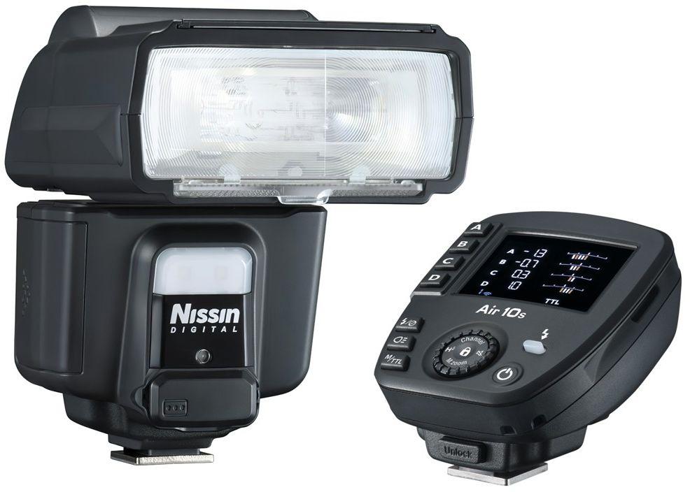 Lampa błyskowa Nissin i60A MFT + wyzwalacz Air10s