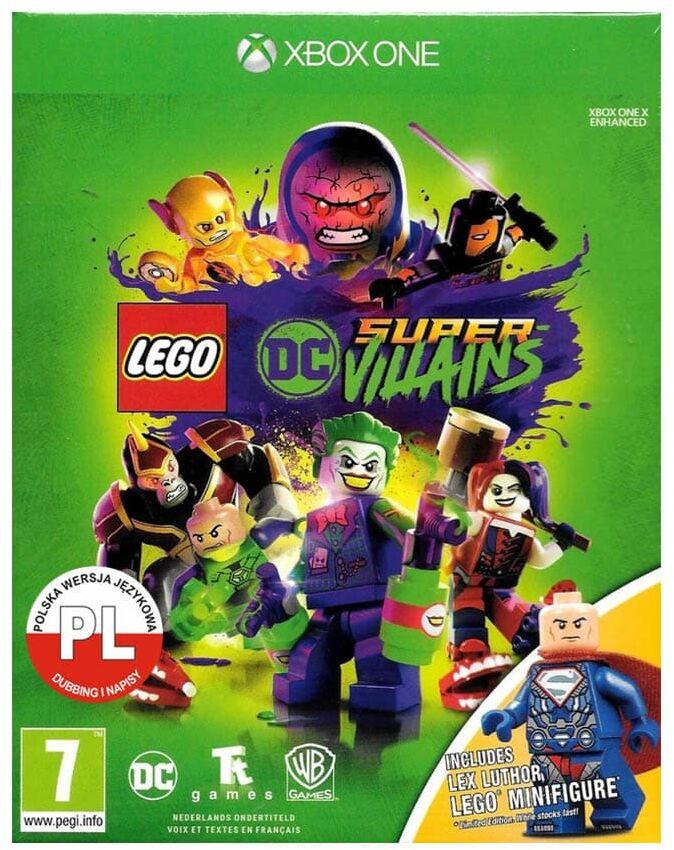 Lego DC Super Villains Limited Edition / Xbox One / Warszawa