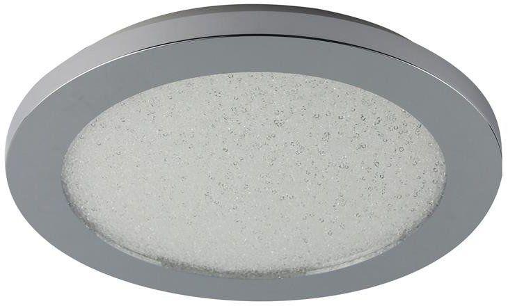PIXEL LAMPA SUFITOWA PLAFON 22,5 12W LED IP44 CHROM+GRANILA 3000K