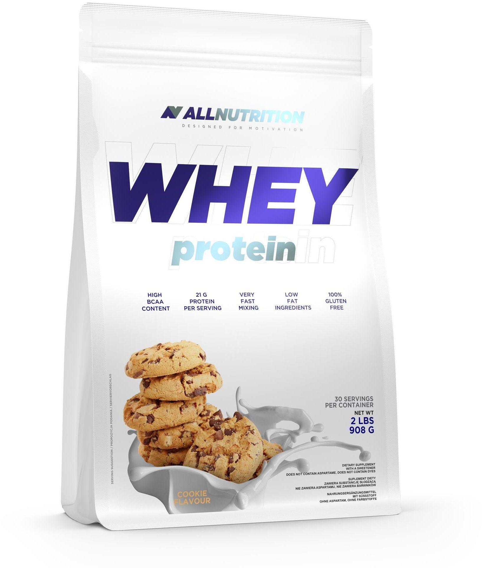Odżywka białkowa Whey Protein COOKIES 908g