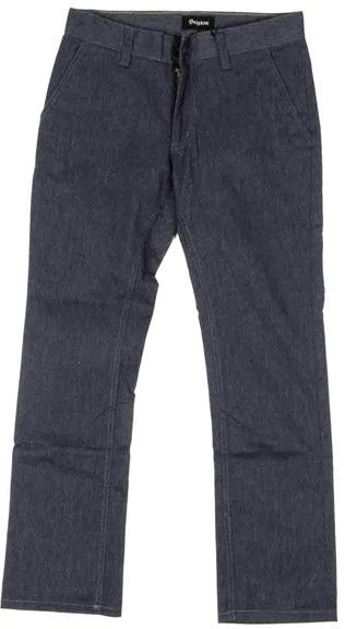 spodnie BRIXTON - Reserve Chino Pant Heather/Navy (HTNAV