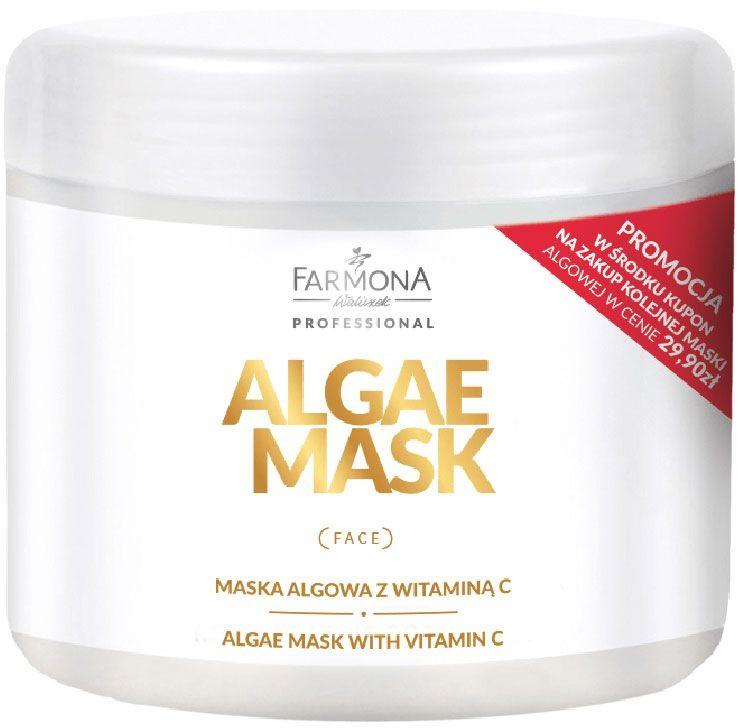 ALGAE MASK Maska witaminą C 500ml