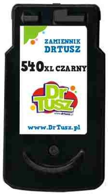 Tusz Zamiennik PG-540 XL do Canon (5222B005) (Czarny) - DARMOWA DOSTAWA w 24h