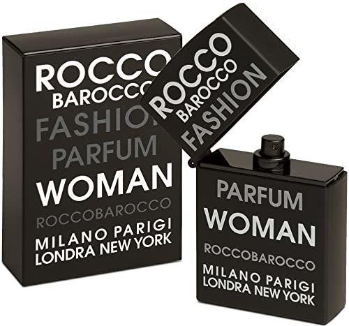 Roccobarocco Rocco Barocco Fashion Woman EDP 75 ml, 1 opakowanie (1 x 75 ml)