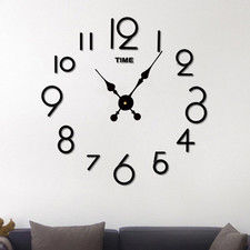 "Zegar ścienny ""zrób to sam"" cichy #16B2 /320mm"