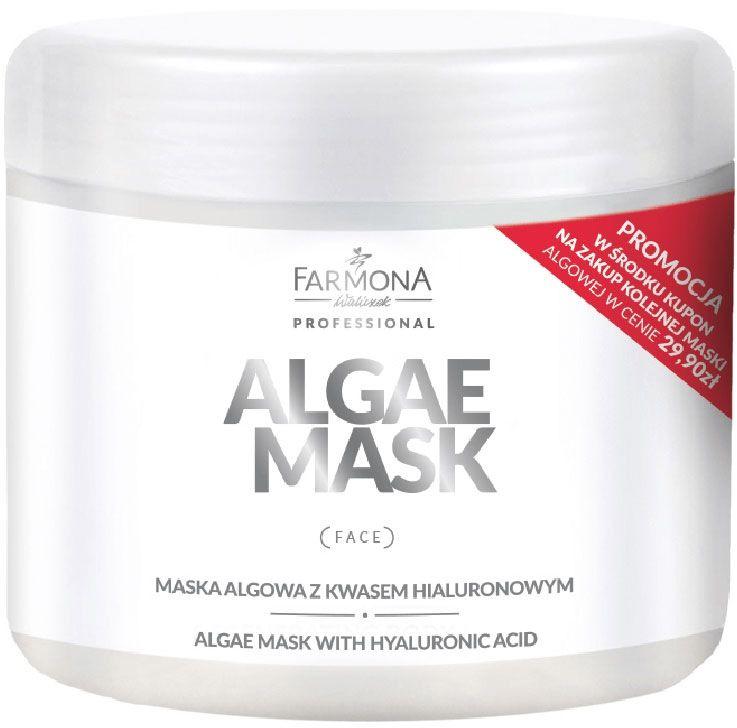 ALGAE MASK Maska Algowa Kwas Hialuronowy 500ml