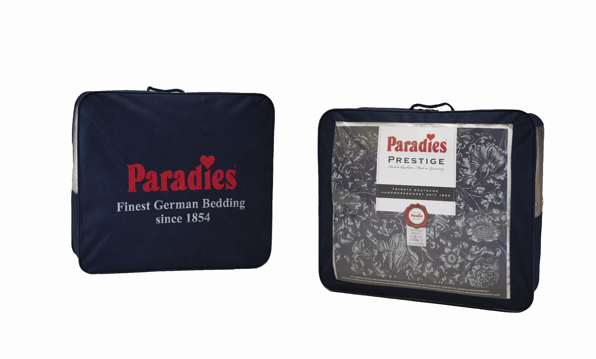 Kołdra Puchowa 135x200 Paradies Casablanca Medium - Limited Edition