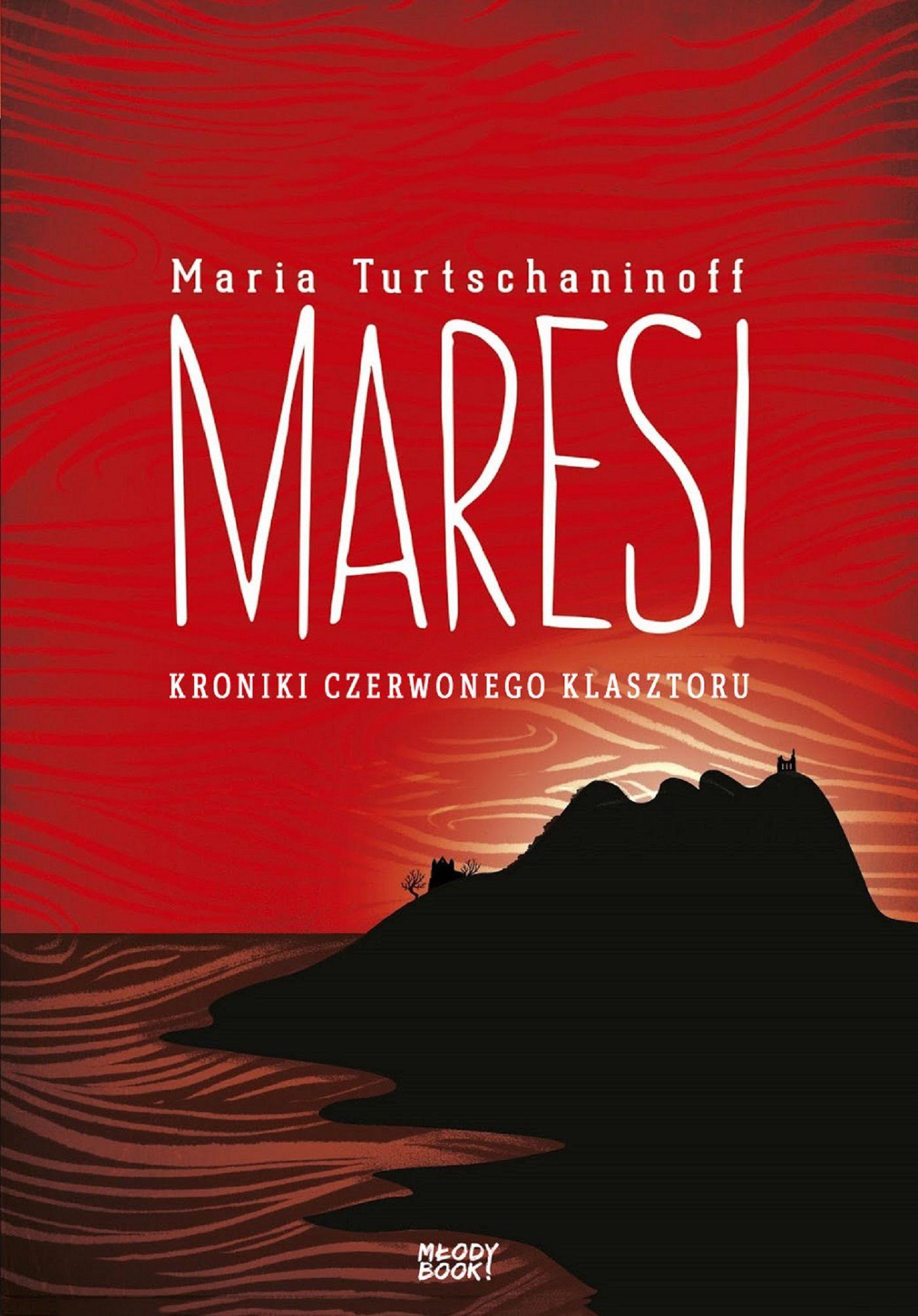 Maresi. Kroniki Czerwonego Klasztoru - Maria Turtschaninoff - ebook