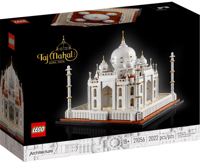 LEGO Architecture - Tadż Mahal 21056