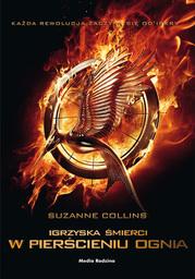 Igrzyska śmierci (Tom 2). W pierścieniu ognia - Audiobook.