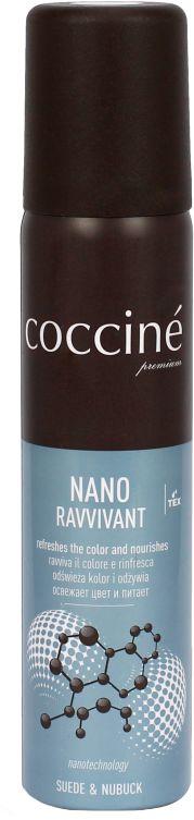 Preparat Coccine Nano Rivvivant do renowacji zamszu i nubuku 100 ml - bezbarwny (55/19/100/01)