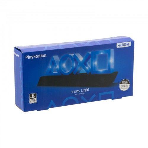 Lampka Playstation Icons PS 5