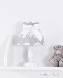 MAMO-TATO Lampka Nocna Słoń szary